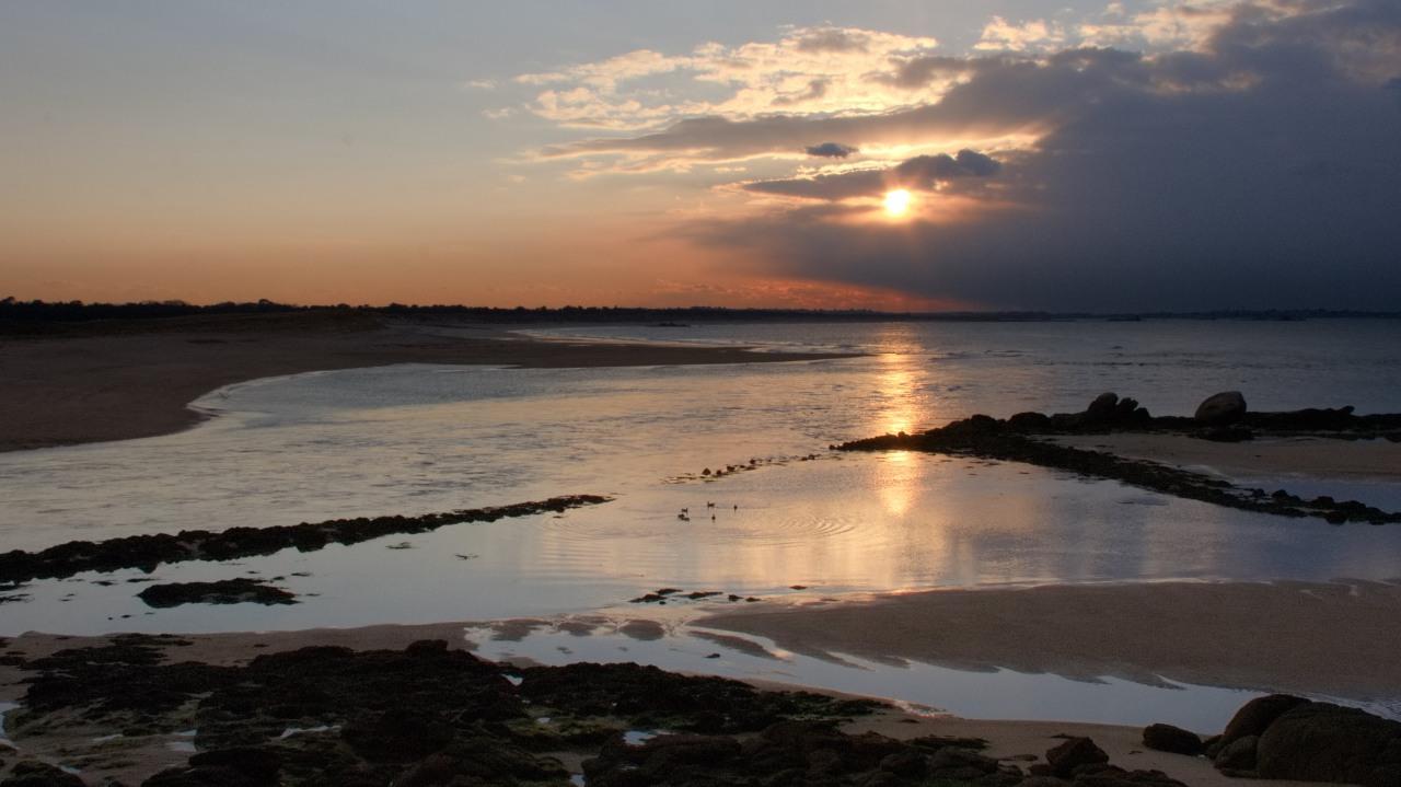 Bretagne, Terres delégende