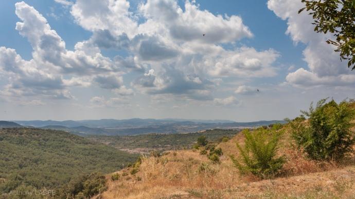 Viacamp province de Huesca Espagne Eté 2018