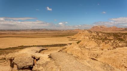 désert des Bardenas Navarre Espagne Eté 2018